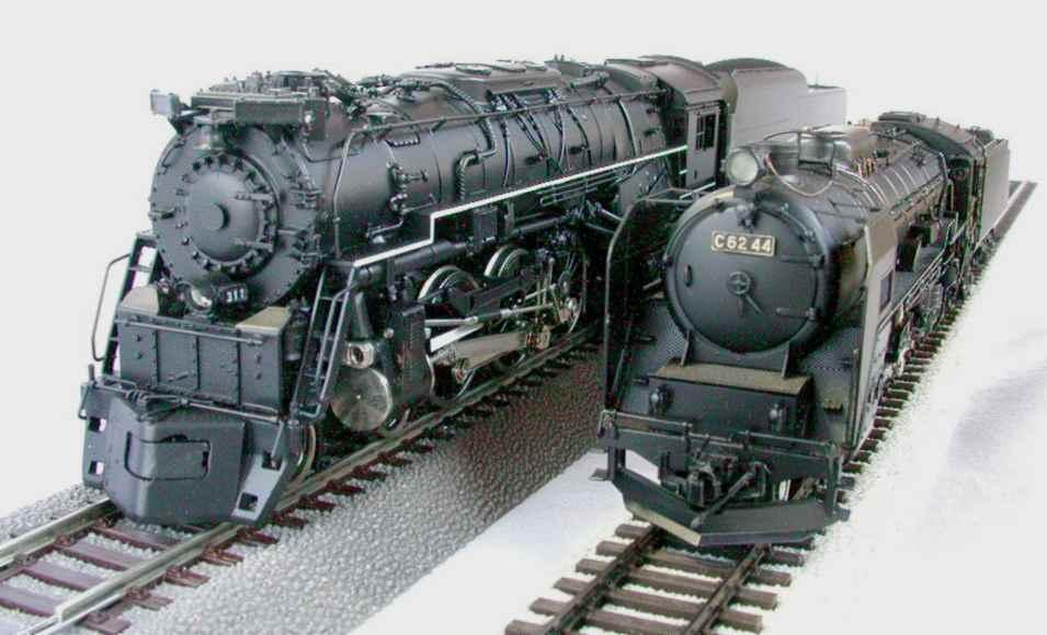 ユニオン・パシフィック鉄道4000形蒸気機関車 - Union Pacific Big Boy